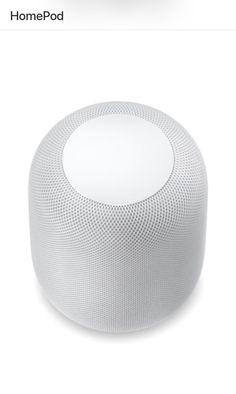 HomePod, Apple. https://www.apple.com/homepod/