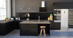 Bilderesultat for original kjøkkenøy Ikea Kitchen, Kitchen Island, Kitchen Ideas, Kitchens, New Homes, The Originals, Interior, Table, Inspiration