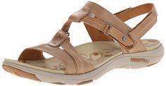 Amazon.com: Merrell Women's Swivel Leather Sandal: Clothing