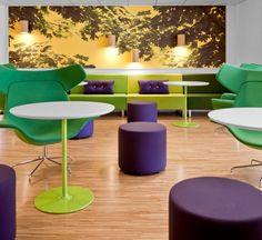 Oficinas de Skype en Estocolmo - PS Arkitektur - Blog y Arquitectura