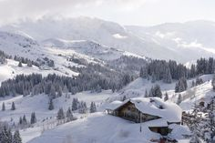 Les Gets, French Alps
