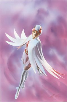 Battle of the Planets #2 - Princess by Alex Ross