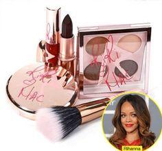 Mac Cosmetics: Riri loves Mac è questo il titolo della nuova collezione make up che proporrà dalla casa cosmetica Mac in collaborazione con la cantante Rihanna. La bellissima cantante originaria delle Barbados, infatti, ha siglato da poco l'accordo con la celebre casa cosmetica per la realizzazione di quattro collezioni dedicate al trucco.