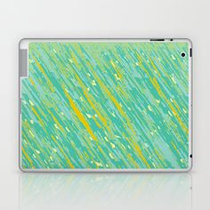 April Showers Laptop & iPad Skin by Rosie Brown - $25.00