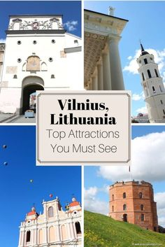 Looking for things to do in Vilnius, Lithuania? Here are the top attractions, restaurants, and cafes you absolutely should not miss!