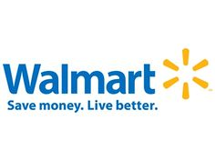 The Walmart logo is good not just because of the slogan. The font doesn't have to be special because it is a grocery store, and it's target audience is probably adults. If it looked fancy it would look immature to adults. The yellow star works well with the colour blue and the font, while not making the logo too complicated.