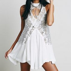 AVAILABLE NEXT WEEK Please comment below to reserve a size. This is not by Free People but it looks identical to the actual one. Will post pictures upon arrival but there isn't much difference. Free People Tops Tunics