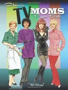 Kinda awesome! I always loved paper dolls!    Classic TV Moms Paper Dolls (Dover Celebrity Paper Dolls) by Tom Tierney, http://www.amazon.com/dp/0486476073/ref=cm_sw_r_pi_dp_d53Mpb1MVK1RW