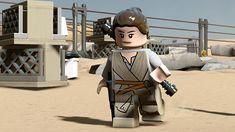LEGO Star Wars The Force Awakens - Star Wars Games – LEGO.com - Star Wars LEGO.com