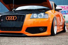 Audi = sex on wheels. Orange looks good Expensive Cars, Car Manufacturers, Hot Cars, Sexy Cars, Exotic Cars, Cars Motorcycles, Dream Cars, Volkswagen, Bmw