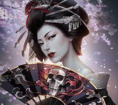 geisha - Recherche Google
