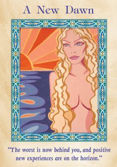 Oracle Card A New Dawn | Doreen Virtue - Official Angel Therapy Website