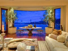 Ultra-Lujosa Propiedad, Frente a la Bahía de San Francisco, California a la Venta por $45,000,000