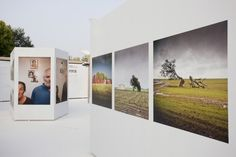 Photoquai, scenographie: Patrick Jouin