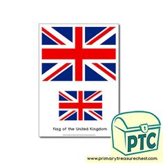 Great Britain - Primary Treasure Chest Britain Uk, Great Britain, Teaching Activities, Teaching Ideas, Ourselves Topic, Crafts For Kids, Arts And Crafts, Small Flags, Role Play
