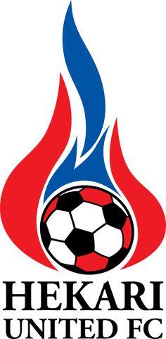 2003, Hekari United FC (Papua New Guinea) #HekariUnitedFC #PapuaNewGuinea (L17614) Sports Clubs, Sports Logos, Asia, Rangers Fc, Soccer World, Team Player, Champions League, Football Team, Lululemon Logo