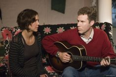 Stranger Than Fiction with Will Ferrell and Maggie Gyllenhaal
