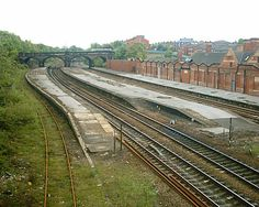 Explore five abandoned railway stations in Sheffield and its adjoining town Rotherham where the silent ghost platforms or other buildings remain eerily intact. Derelict Places, Abandoned Places, Old Train Station, Train Stations, Holland, Underground Lines, Disused Stations, Old Trains, Train Tracks