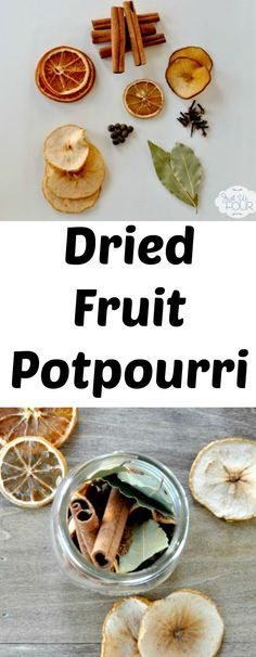 Dried fruit potpourri makes the perfect homemade gift and lasts a long time too. Last 3 days Dried Oranges, Dried Fruit, Homemade Potpourri, Simmering Potpourri, Homemade Gifts, House Smell Good, Dried Lemon, Fruit Decorations, Herbs
