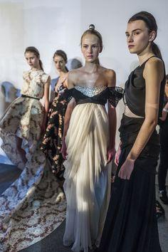CR Fashion Book - GIAMBATTISTA VALLI SPRING 2016