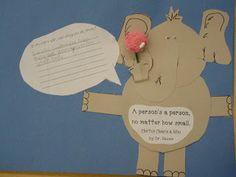 Diary of a First Grade Teacher: Dr. Seuss