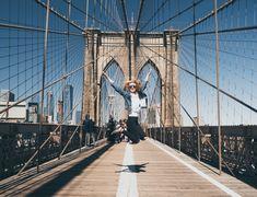 NYC-1004703 Oslo, Brooklyn Bridge, Nyc, Travel, Viajes, Destinations, Traveling, Trips, New York