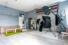 Folga Studio, photostudio interior, photo by Anya Garienchick