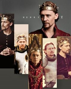 Henry VI I'm just going to put this out there, with a crown on, Tom looks like Prince John in the Disney Robin Hood. Obviously much sexier...but it's there.