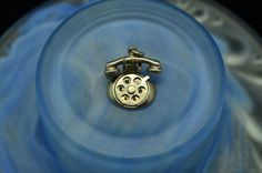 OLD FASHION DIAL TELEPHONE 925 STERLING SILVER PENDANT CHARM #X7216 in Jewelry & Watches, Fine Jewelry, Fine Necklaces & Pendants | eBay