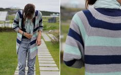 cool cardigan--yeah, like I would EVER have the patience to make this. A girl can dream though.
