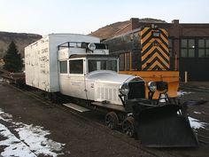Rio Grande Southern Railroad Galloping Goose No.2 at Colorado Railroad Museum