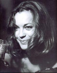 ©Helga Kneidl,Romy Schneider à Paris en mai 1973