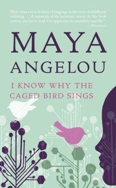 Maya Angelou is an inspiration. Her life told in her Autobiography proves that living in hardships throughout life, one can overcome and still live in their own happiness... Whatever that happiness may be.