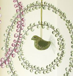$20 Pottery Barn Kids Crystal Dream Catcher, Green
