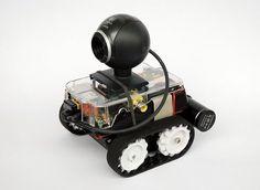 PiBot-B – Raspberry Pi Robot