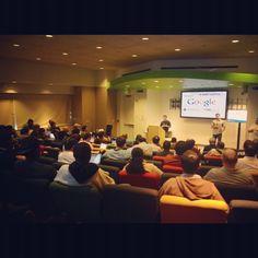Google DevFest West. 10/19/12.