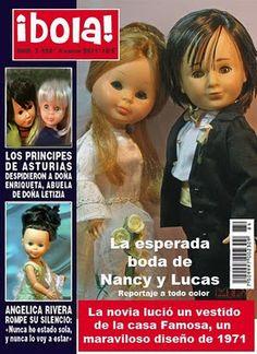 Las Nancys de Mery: La boda de Nancy y Lucas