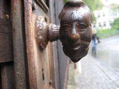 whimsical doorknob