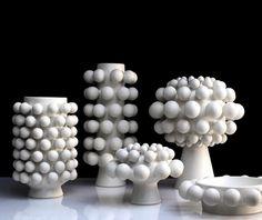 Ceramics by KleinReid Ceramic Pots, Ceramic Clay, Ceramic Pottery, Pottery Art, Sculptures Céramiques, Ceramic Sculptures, Keramik Vase, Ceramic Techniques, Pottery Sculpture
