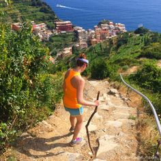 Hiking, Running and Eating Through Italy's Cinque Terre