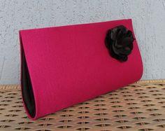 Clutch Pink/Preta