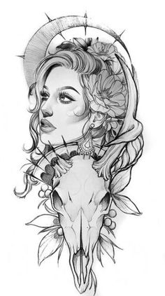 52 Ideas Tattoo Sleeve Women Drawing Ink For 2019 Women tattoo girl drawing tattoo girl body tattoo for men meaningful Tattoo Sleeve ink ideas first tattoo ideas drawing butterfly tattoo Bild Tattoos, Leg Tattoos, Arm Tattoo, Body Art Tattoos, Music Tattoos, Tattoo Girls, Girls With Sleeve Tattoos, Tattoo Design Drawings, Tattoo Sketches