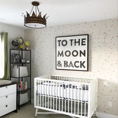 gender neutral nursery black and white nursery decorations