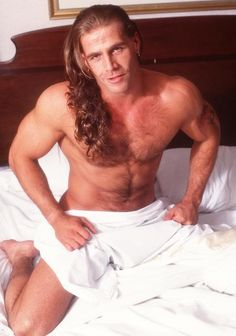 The truth. shawn michaels in playgirl opinion you