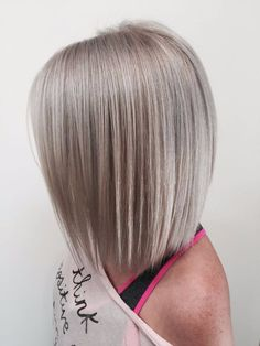 I really love this cut and color.