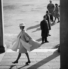 Florence 1961 by Norman Parkinson. S)