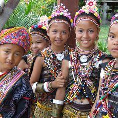 Rungus Tribe of Borneo