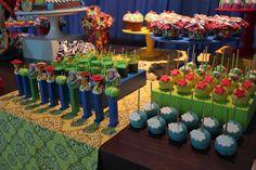Meu Dia D - 3 anos Davi - Toy Story (7)