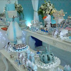 festa frozen http://instagram.com/lalapetit/