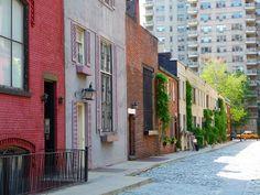 Washington Mews, Greenwich Village, NYC by Dave Aragona, via Flickr